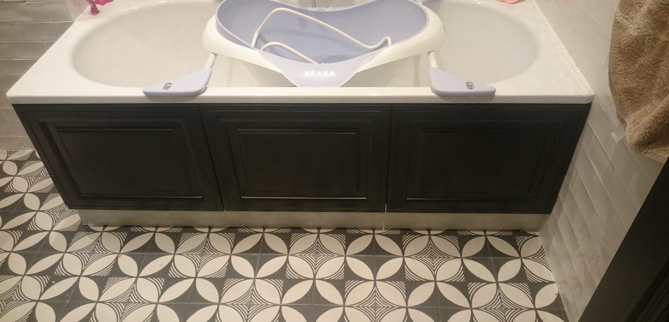 Конструкция под ванную